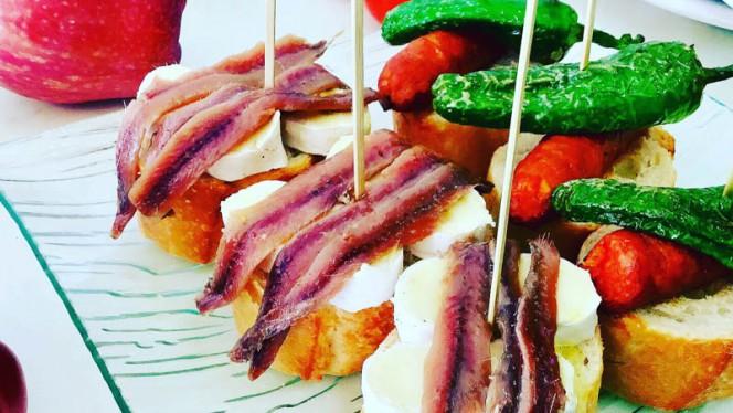 Sugerencia del chef - El Hogar del Tapeo, Sabadell