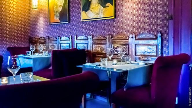 Salle du restaurant - Nirvana, Meyrin