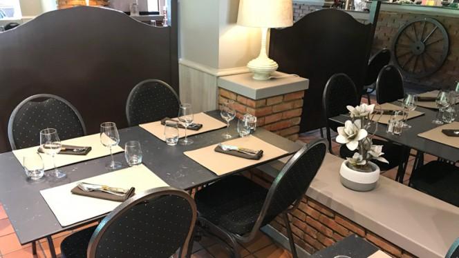 Restaurant rénové en septembre 2017 - Le Vieux Puits, Mons