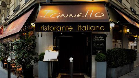Iannello, Paris