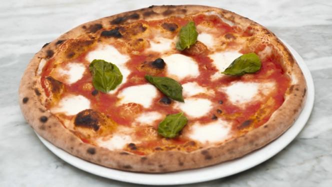 Pizza Margherita - Il Boccaccio, Benalmadena