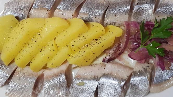 Sugerencia del chef - Kyiv Café Racer - Cava Baja, Madrid