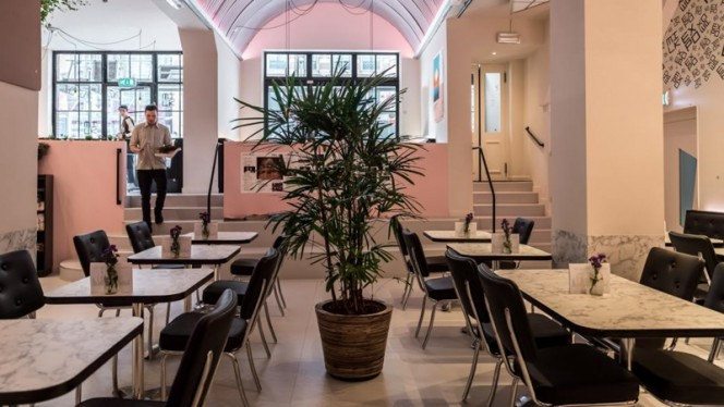 Restaurant - MILK, Amsterdam