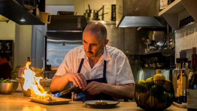 Chef - Mercerie Mullot, Paris