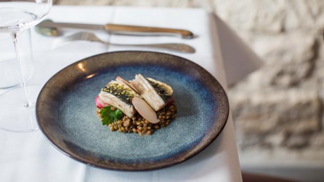 Suggestion du chef - Mercerie Mullot, Paris