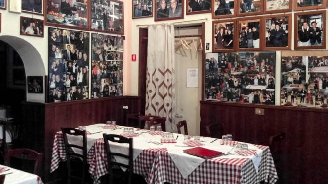 sala - Tipica Osteria Pugliese, Milan