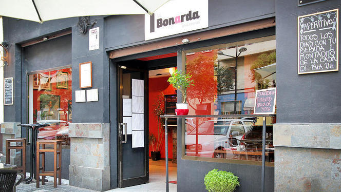vista fachada - La Bonarda, Valencia