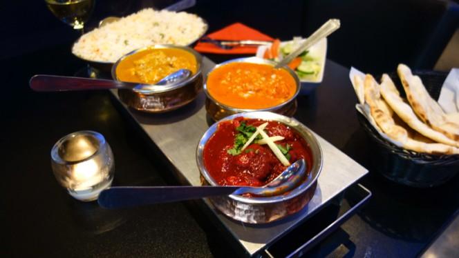 Setup Dinner - India Roti Room, Amsterdam