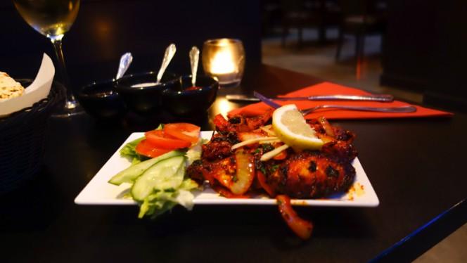Tandoori Spicy Wings - India Roti Room, Amsterdam