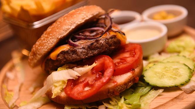 Hamburger di Angus - Dogana, Milan