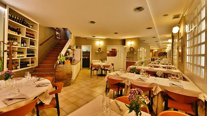 La taverna - Dogana, Milan