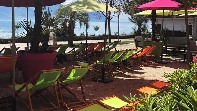 Montreux Casino Beach - Montreux Casino Beach, Montreux