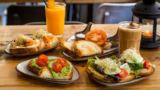 Sugerencia de plato - Metropolitan Café - Tallers, Barcelona