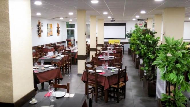 Vista del interior - Cerveceria El Tucan II, Valencia