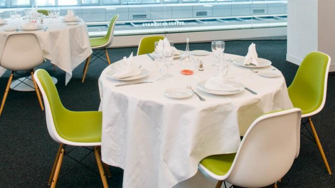 Table dressée - Chefs en Provence, Marignane