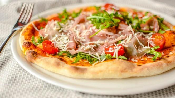 La pizza - Conterosso27, Milano