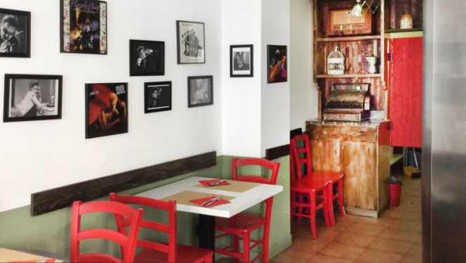 La sala - Conterosso27, Milano