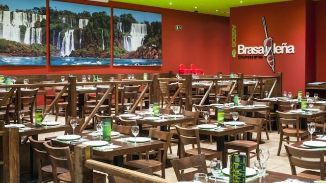 Vista comedor - Brasayleña - La Vaguada, Madrid