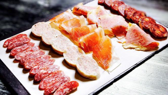 Sugerencia de plato - La Pitita de Chamberí, Madrid