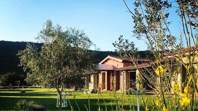 Ingresso principale - Villasole, Alghero