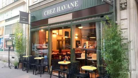Chez Havane, le bistrot des Batignolles, Paris