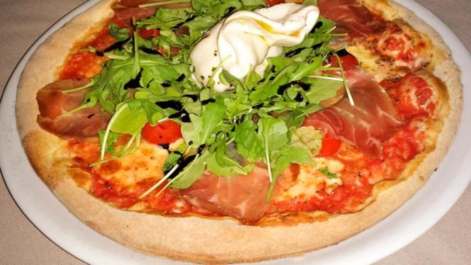 pizza - La Reginata,