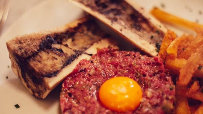 Sugerencia del chef - Greta Taberna, Madrid