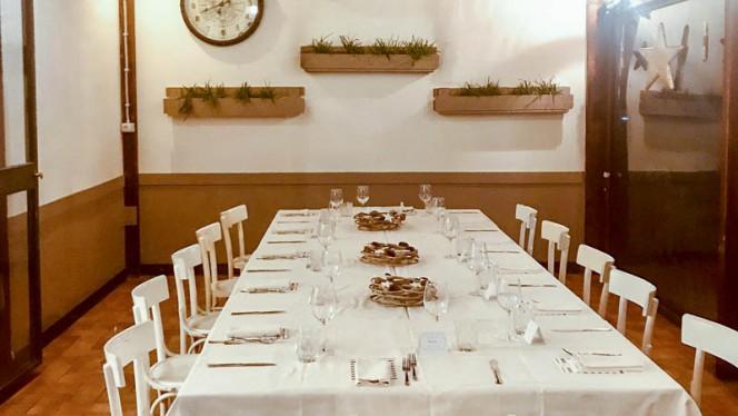 Vista sala - Caffetteria Ristorante Belle Arti, Rome