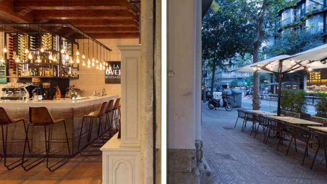 Vista restaurante - Asador de Aranda - Londres, Barcelona