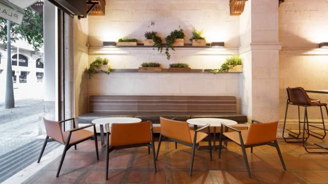 Vista sala - Asador de Aranda - Londres, Barcelona