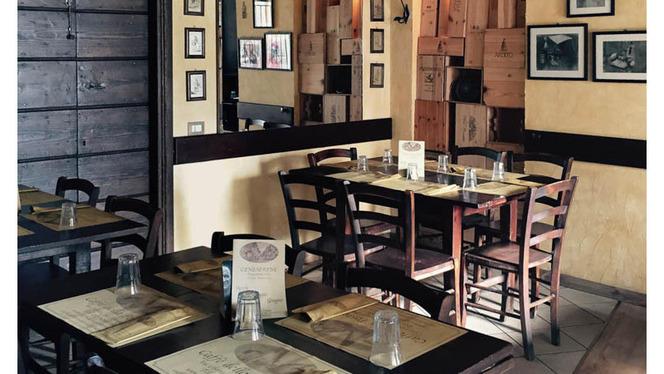 sala - Caffè della Posteria, Cusago