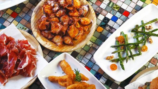 Sugerencia del chef - Ultramarinos, Barcelona