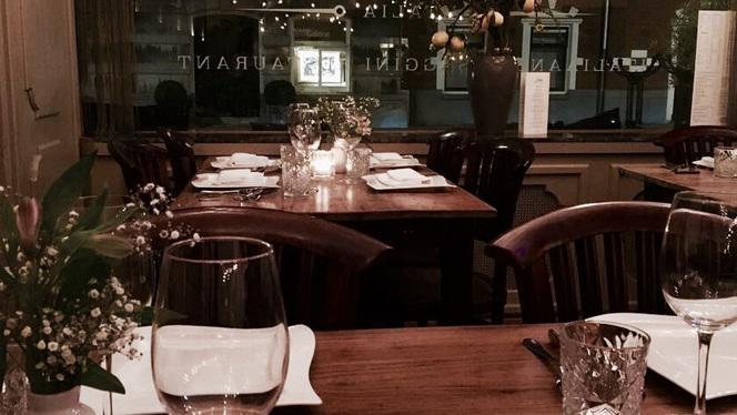restaurant - Sapori d'Italia, Den Haag