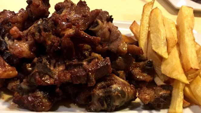 Sugerencia del chef - El Chiringo, Zaragoza