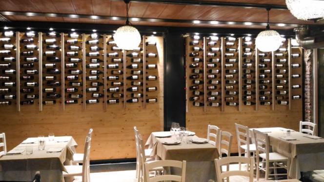 La sala - I & F  - Ivan & Frank, Milan