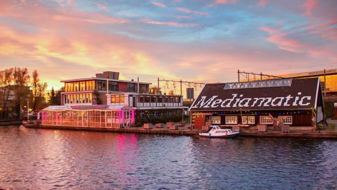 Mediamatic - Mediamatic ETEN, Amsterdam