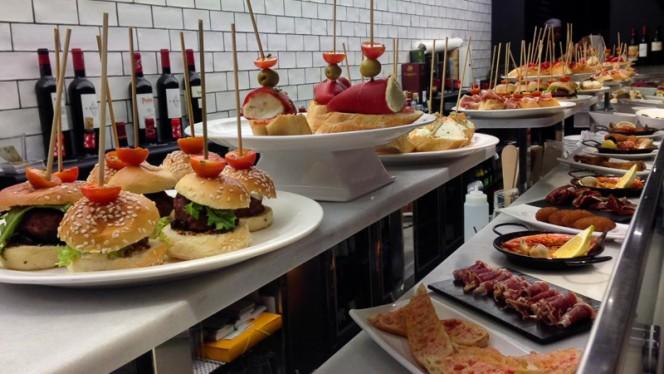 Sugerencia del chef - Pura Tapa, Barcelona