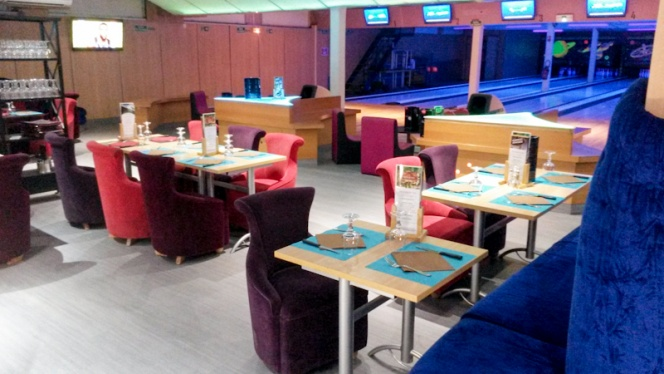Vue salle - Bowling Center, Toulouse
