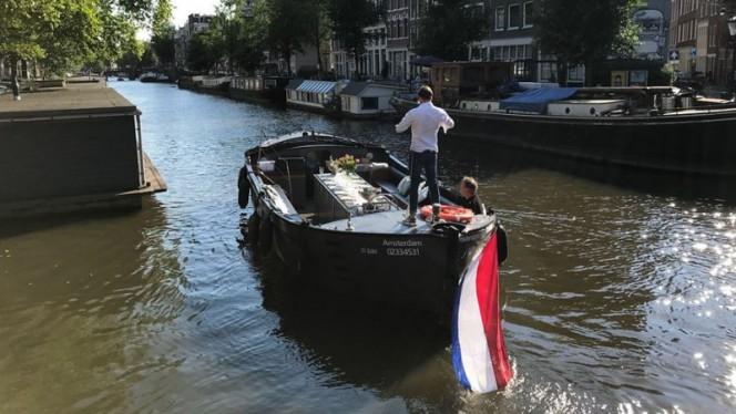 Restaurant - Pancake Boat Amsterdam, Amsterdam