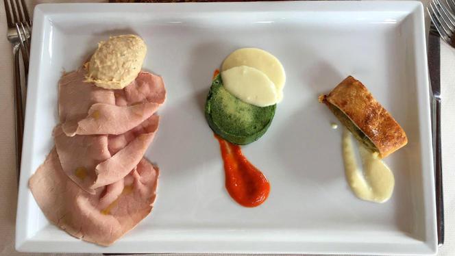 Antipasti piemontesi dello chef - La Taverna di Fra' Fiusch,