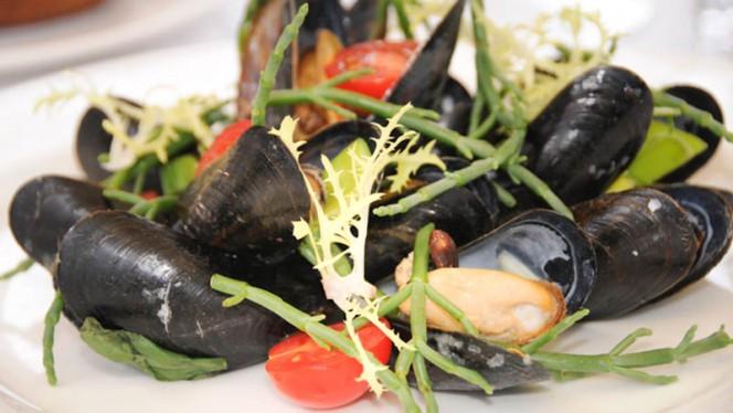 Mosselen van de Mosselchef 2012/2013 - Streekrestaurant de Vechtdalkok, Dalmsholte