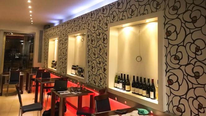 Salle du restaurant - Le Chaperon Rouge, Marseille