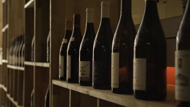 Selection de vin - Le Chaperon Rouge, Marseille