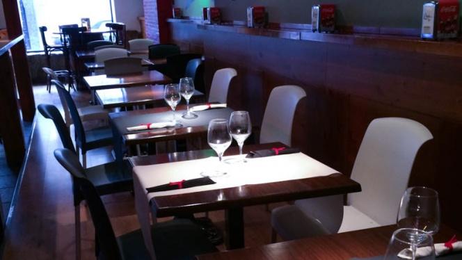 Vista sala - La Posada Café, Parla