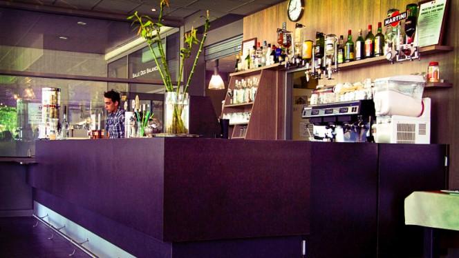 Le bar - Bistrot de l'Hippodrome, Vaulx-en-Velin