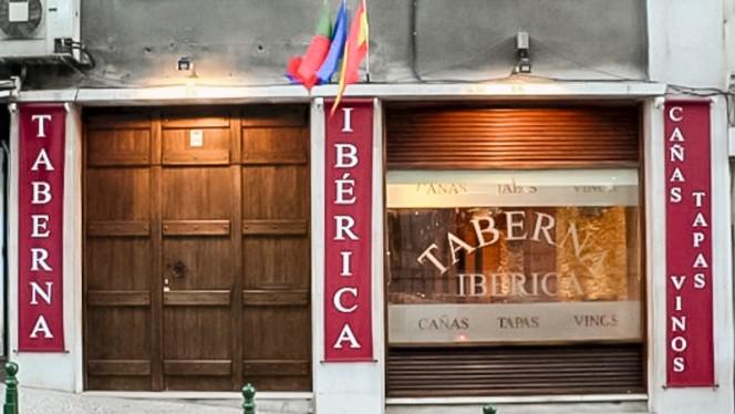 entrada - Taberna Ibérica, Lisboa