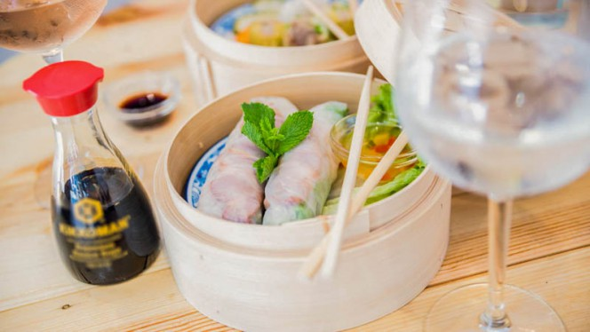 Dim Sum - Terre - BAAN - Jap & Asian Street Food, Toulouse