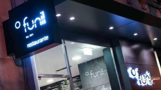 Entrada - O Funil, Lisboa