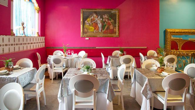 Vista Sala - Swagat Restaurant, Madrid