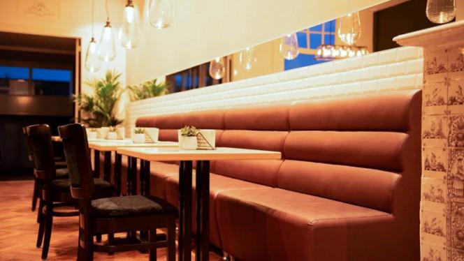 Restaurant - De Oude Pastorie, Lisse